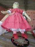 pink stockings!
