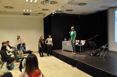 Presentación primer taller por Eneko Lanciego