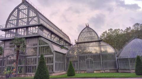 Serres tropicales - Parc de la Tête d'Or Lyon