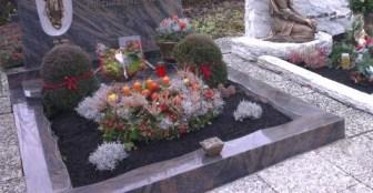 Tombes décorées