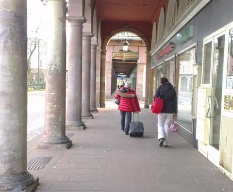 Mulhouse centre