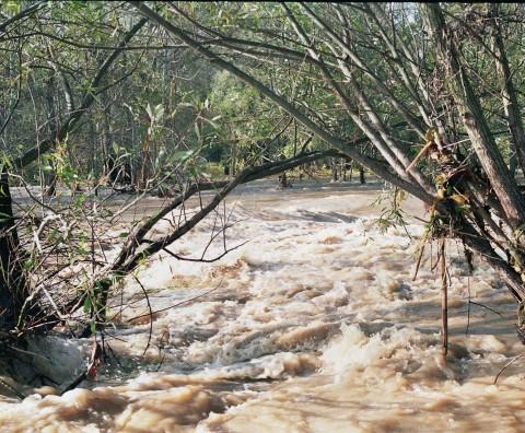 Azergues, inondations 2008