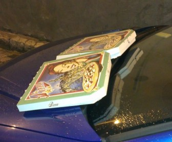 Deux pizzas