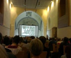 Conférence l'immigration italienne à Lyon