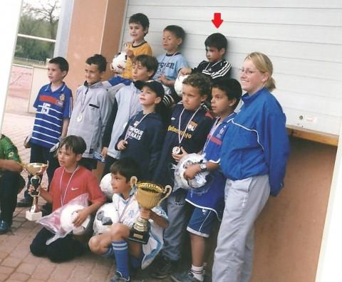 2003-Stage de Foot