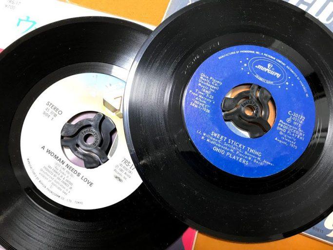 本日のレコード3