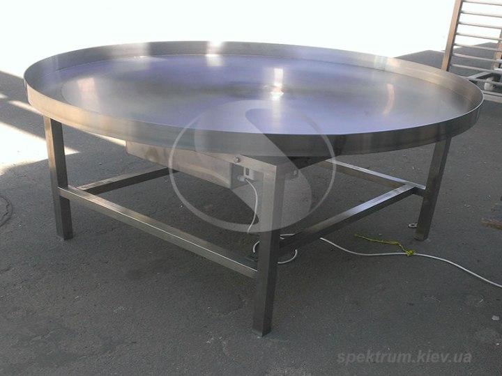 Купить стол из нержавейки для сортировки продуктов