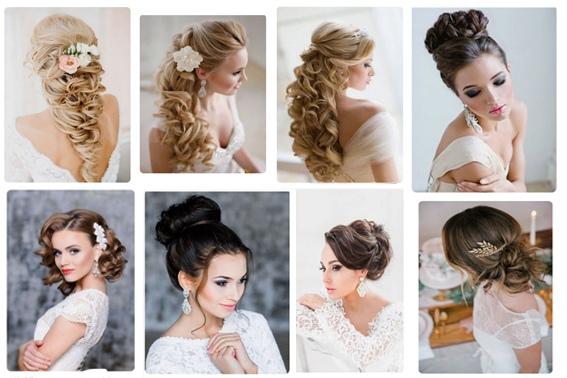 Свадебные прически модные прически для невест на любой вкус