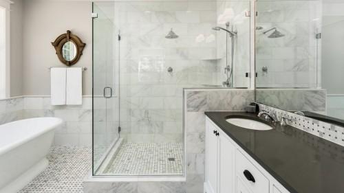 installation d une douche a l italienne