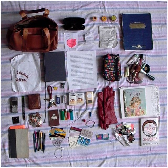 Woman Handbag and Stuffs 02