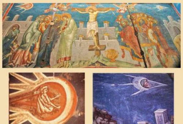 Seriam estas evidências reais de ETs na Terra? 5
