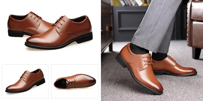 luzhikang おすすめの革靴