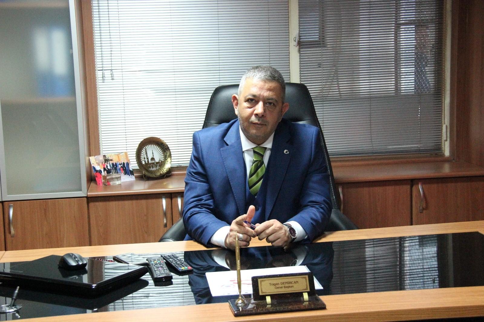 Başkan Demircan, vatandaşları kan bağışına çağırdı