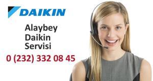 İzmir Alaybey Daikin Servisi