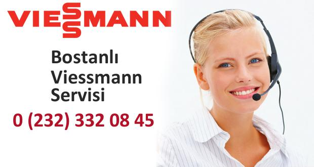 İzmir Bostanlı Viessmann Servisi