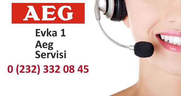 İzmir Evka 1 Aeg Servisi