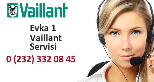 İzmir Evka 1 Vaillant Servisi