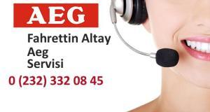 İzmir Fahrettin Altay Aeg Servisi