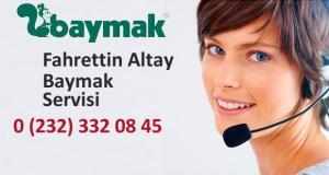 İzmir Fahrettin Altay Baymak Servisi