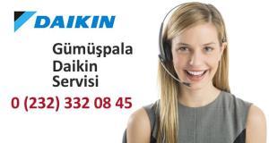 İzmir Gümüşpala Daikin Servisi