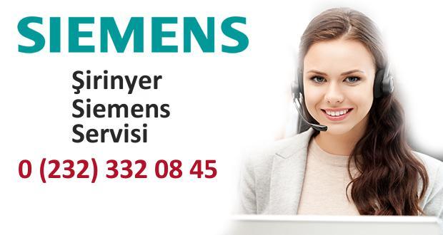 İzmir Şirinyer Siemens Servisi
