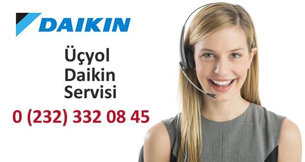 İzmir Üçyol Daikin Servisi