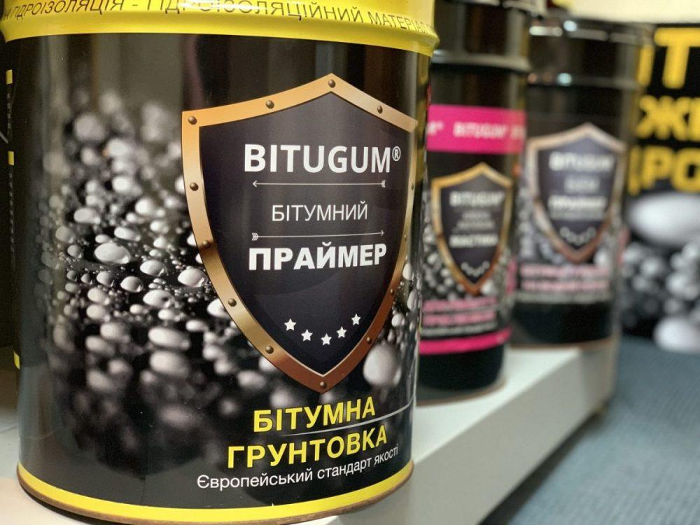 BITUGUM® — Битумные мастики и эмульсии