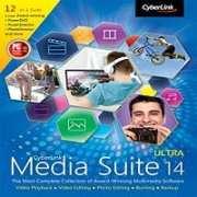 CyberLink Media Suite 14 Ultra Crack