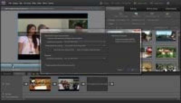 Adobe Premiere Elements 16 fissure complète