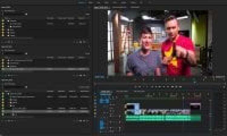 Adobe Premiere Pro CC 2018 V12 Téléchargement gratuit