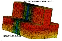TCAD Sentarurus 2012