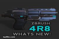 ZBrush 4R8 2018 Full Crack win & MacOS