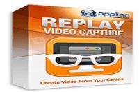 Replay Video Capture 8.9.1 Full Crack