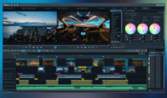 Magix Video Pro X10 free download