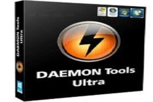 DAEMON Tools Ultra 5.7.0.1284 Crack