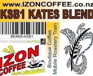Coffee KSB1 Blend