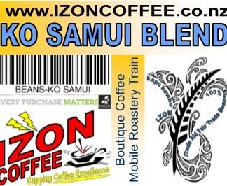 Coffee Ko Samui Blend