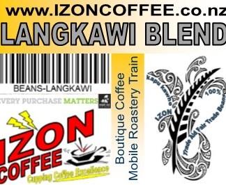 Coffee Langkaiw Blend