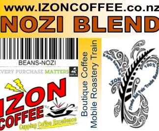 Coffee NOZI BLEND