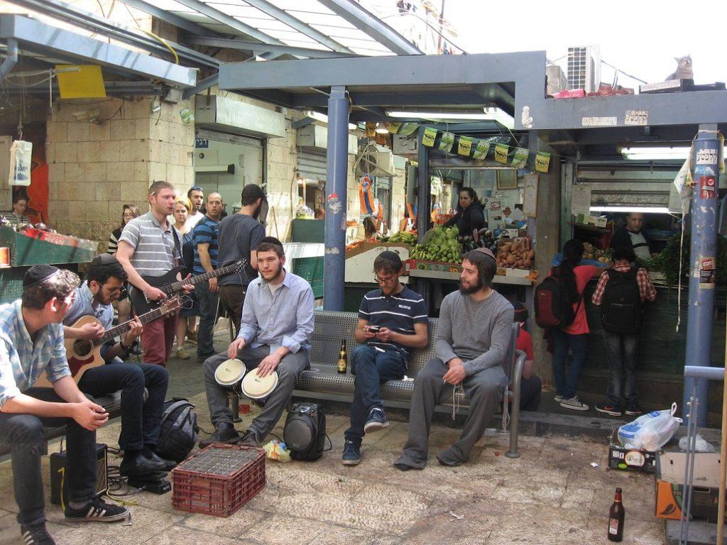 jeruzsalemi machane jehuda piac grunhut eva1