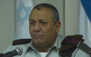 A nap hőse: Gadi Ejzenkot vezérkari főnök
