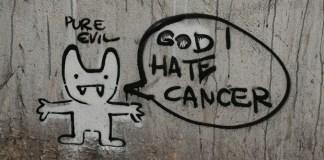 Tiszta gonoszság gyűlöli a rákot