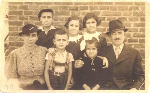 A Weisz család a háború előtt