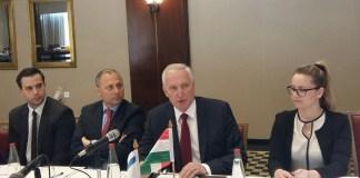 Magyar izraeli gazdásagi ülés