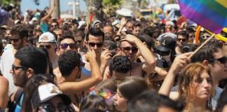Tel-Aviv Gay Pride Parade, 2015 - fotó: GeorgeDement / Flickr
