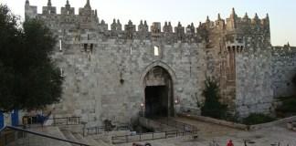A Damaszkuszi kapu Kelet-Jeruzsálemben - fotó: Tóth László / Pixabay