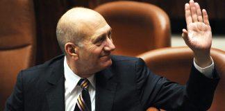 Ehud Olmert - fotó: Amos Ben Gershom / GPO