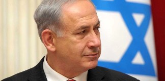 Benjamin Netanjahu - fotó: kremlin.ru
