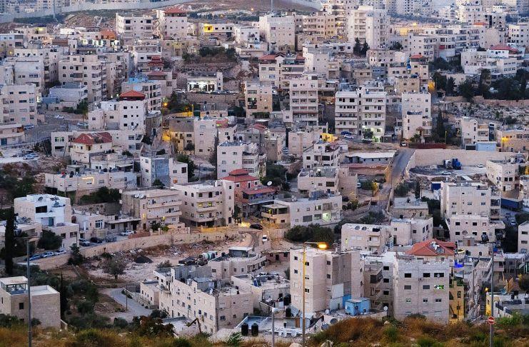 Kelet-Jeruzsálem - fotó: Wikipedia
