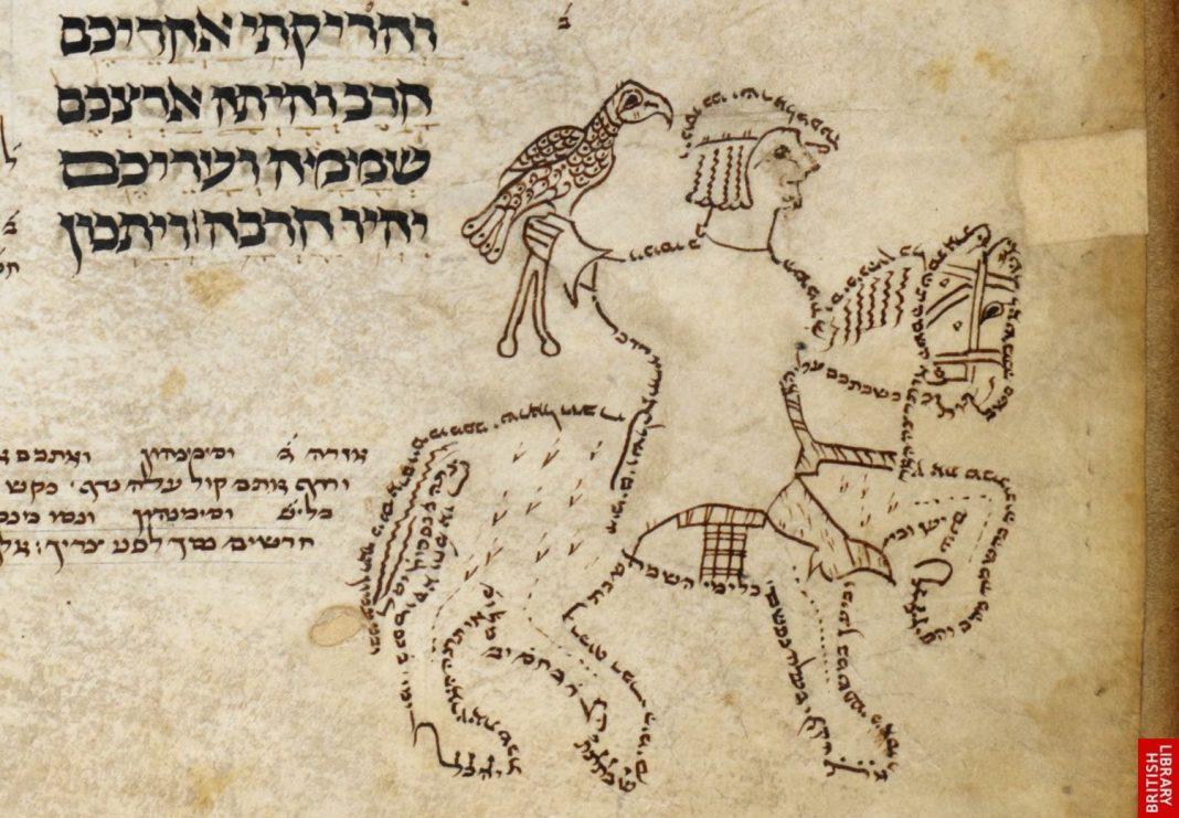 Fegyveres jelenet kalligráfia elefántcsonton, Párizs, 14. sz.